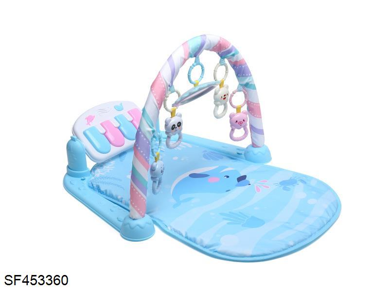Baby gym pedal